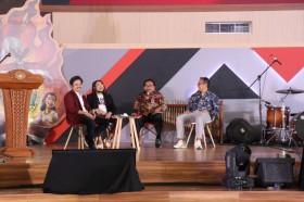 Bedah Musik Kebangsaan, Langkah Cerdas BPIP Sosialisasikan Pancasila Tangkal Radikalisme dan Intoleransi
