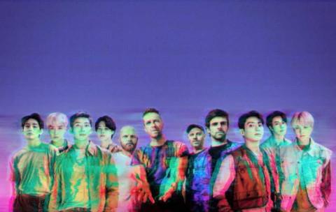 Ini Lagu Kolaborasi BTS dan Coldplay yang Baru Saja Dirilis