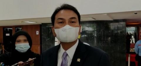 Alasan Isoman, Azis Syamsuddin Minta Pemeriksaan Dijadwalkan Ulang