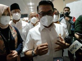 Moeldoko Gandeng Yusril Gugat AD/ART Demokrat ke MA