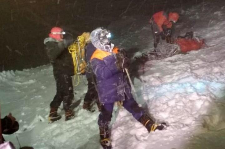 Lima Pendaki Meninggal Dihantam Badai Salju di Gunung Elbrus