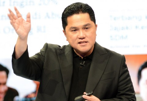 Wah! Menteri BUMN Erick Thohir Bakal Digantikan Perempuan
