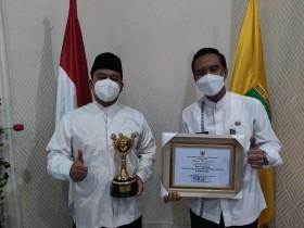 3 Kali, Kota Tangerang Raih APE 2020 dari KemenPPPA