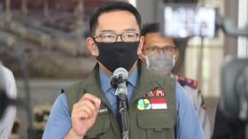 Ridwan Kamil Klaim Jabar Bebas Zona Oranye Covid-19