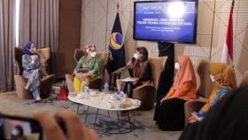 Perempuan Lintas Golongan Desak RUU PKS Disahkan