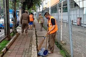 Denda Pelanggaran Prokes di Jakarta Mencapai Rp4,5 Juta