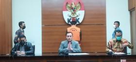Azis Syamsuddin Ditahan di Rutan Polres Jaksel