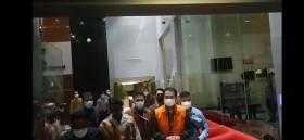 Dibawa ke Tahanan, Azis Syamsuddin Bungkam