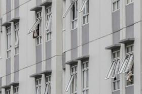 RSD Wisma Atlet Kemayoran Rawat 377 Pasien Covid-19