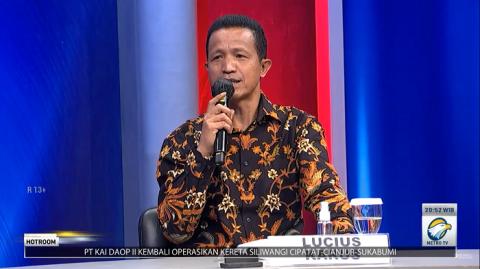 Formappi Ungkap Potensi Kasus Azis Syamsuddin Menyeret Kolega Partai & DPR