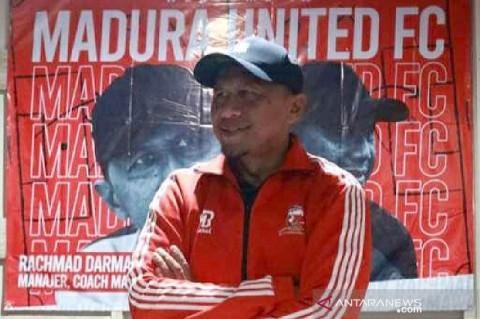 RD Minta Pemain Madura United Lebih Percaya Diri saat Hadapi PSS