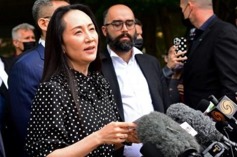 Putri Bos Huawei Bebas, Tiongkok Lepaskan 2 Warga Kanada