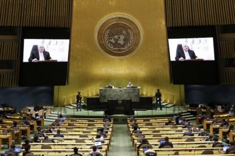 Abbas Sampaikan Ultimatum kepada Israel untuk Pergi dari Wilayah Palestina