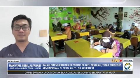 Klaster Sekolah di Jatim Capai 165 Selama Setahun Terakhir