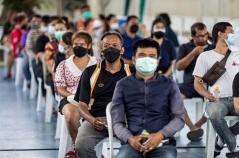 Thailand Bertekad Suntikkan 1 Juta Vaksin Covid-19 per Hari