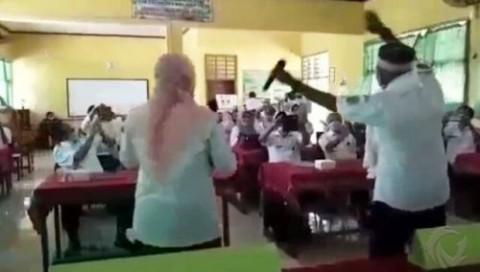 Karaoke Dangdutan di Sekolah Saat PPKM, Kadisdikbud Bondowoso Hanya Didenda Rp3 Juta