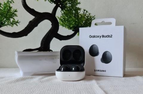 Samsung Galaxy Buds 2: Si Mungil, Ringan nan Jernih