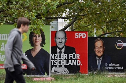 Pemilu Jerman Dimulai Hari Ini, Siapa yang Akan Gantikan Angela Merkel?