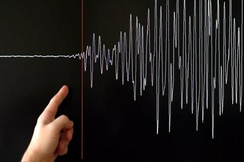 Gempa Bumi Magnitudo 5,7 Guncang Taiwan