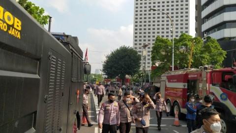 1.350 Personel Dikerahkan Jaga Demo di KPK