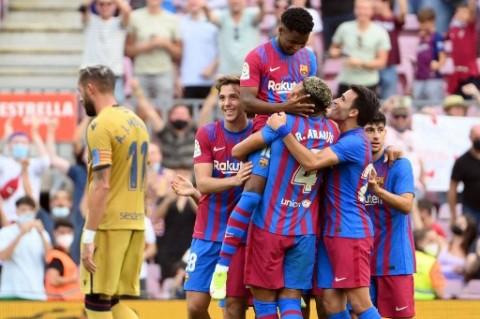 Hasil Liga Top Eropa Semalam: Arsenal dan Lazio Tekuk Rival Sekota, Barcelona Menang tanpa Koeman