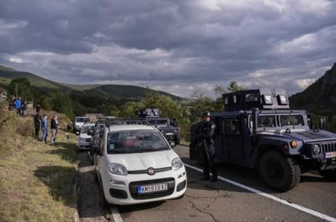 UE dan NATO Serukan Penurunan Ketegangan di Perbatasan Serbia-Kosovo