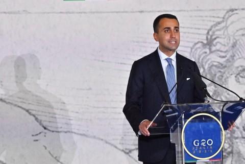 Italia Tolak Akui Pemerintahan Baru Afghanistan Bentukan Taliban