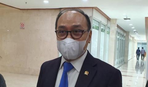 Lodewijk Berpeluang Besar Gantikan Azis Sebagai Pimpinan DPR