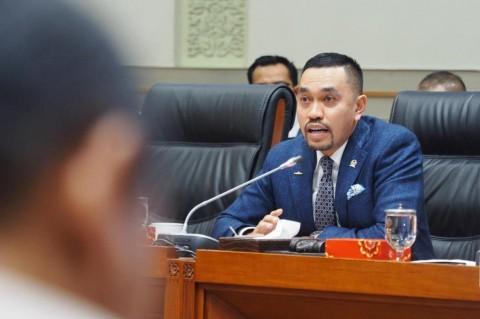 Sahroni Dorong KPK Respons Survei Kepuasan Publik dengan Prestasi