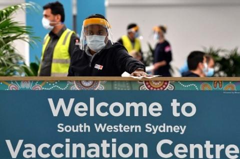 Kasus Covid-19 Turun, Sydney Dapatkan 'Cetak Biru Kebebasan'