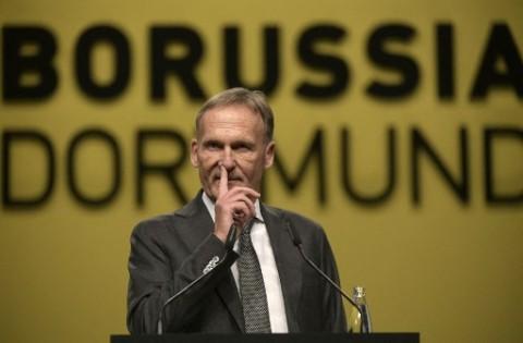 CEO Dortmund Sebut Rumor Transfer Haaland hanya Omong Kosong