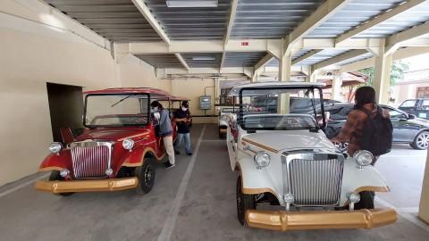 4 Mobil Klasik Berbasis Listrik Bakal Bikin Wisata Solo Makin Asyik