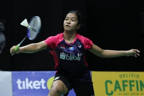 Ester Takluk, Indonesia Diimbangi Kanada 1-1