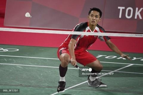 Jonatan Christie Kalah, Indonesia Tertinggal dari Kanada