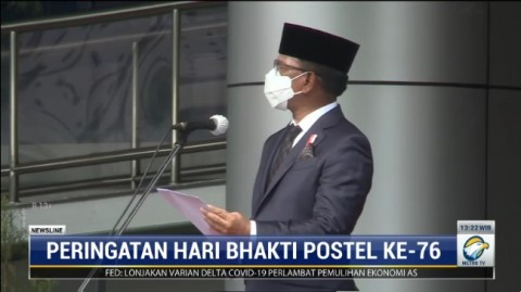 Hari Bhakti Postel ke-76, Kominfo Berkomitmen Meratakan Koneksi Digital Nusantara