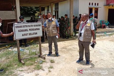 Komnas HAM Investigasi Posramil Kiwirok, Papua