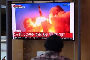 Lagi, Korea Utara Tembakkan Proyektil tak Dikenal ke Laut