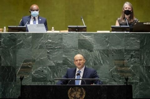 Di Sidang Umum PBB, PM Israel Abaikan Konflik dengan Palestina