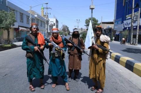 Populer Internasional: Taliban Larang Cukur Janggut Hingga Covid-19 Sydney Turun