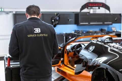 Biaya Ganti Oli Bugatti Chiron Setara 1 Mobil Baru