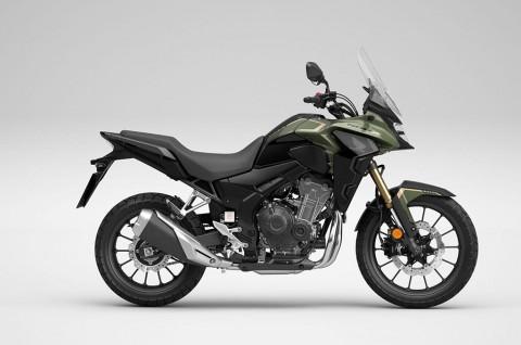Honda CB500X Didandani Lebih Agresif, Ini Ubahannya
