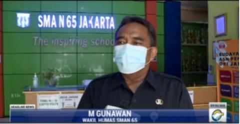 Asesmen Nasional Dimulai 1 Oktober, PTM di Jakarta Disetop Sementara
