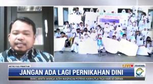 Ketua MUI Buru Selatan Paksa Pernikahan Dini, KPAI: Pemda Harus Buat Kebijakan