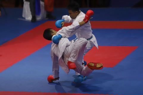 Bali Tambah Emas dari Karate