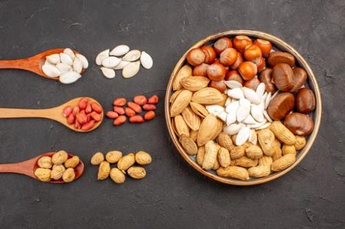 Ahli nutrisi mengatakan semua kacang tinggi protein, serat, lemak sehat, dan magnesium untuk  membangun tulang serta otot yang lebih kuat. (Foto: Ilustrasi. Dok. Freepik.com)