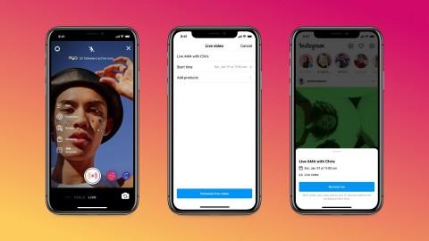 Ini Dua Fitur Baru Instagram Live yang Bakal Bantu Content Creator