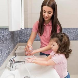 Cara Mudah Mengedukasi Anak untuk Mencuci Tangan Pakai Sabun