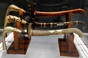 Foto: Ratusan Senjata Tradisional Dipamerkan di Museum Aceh