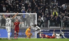 Juventus Tumbangkan Roma