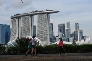 Singapura Kembali Catat Lebih Dari 3.000 Kasus Infeksi Covid-19